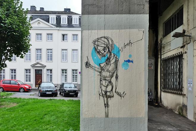 Streetart Köln-Mülheim, Streetart Cologne, Urbanstyle, Urbanart, Mülheim, Köln Kunst, Straßenkunst, Leo-Leander Namislov