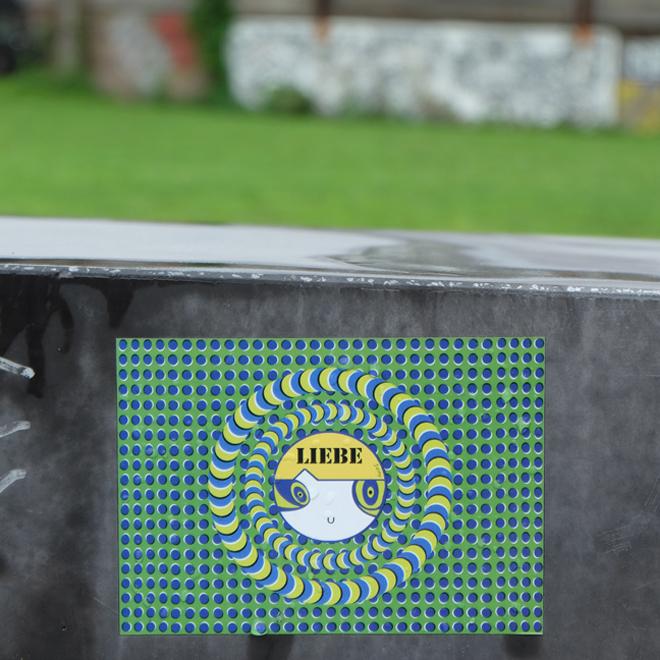 Streetart Köln-Mülheim, Streetart Cologne, Urbanstyle, Urbanart, Mülheim, Köln Kunst, Straßenkunst, Louva