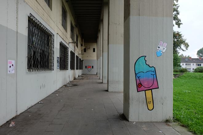 Streetart Köln-Mülheim, Senor Schnu, Make8, Streetart Cologne, Urbanstyle, Urbanart, Mülheim, Köln Kunst, Straßenkunst