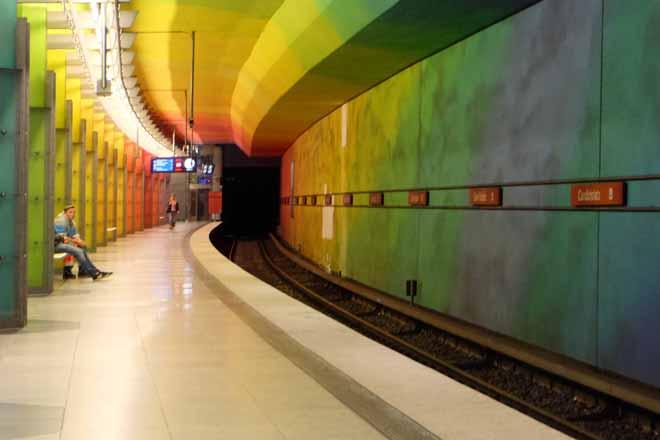 Streetart in München, Urbanart, Munich Graffiti, Urbanism, Urbanstyle, U-Bahn