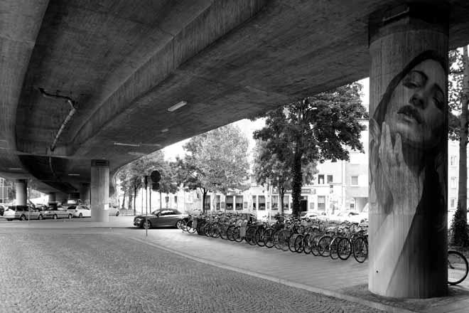 Rone, Streetart in München, Urbanart, Munich Graffiti, Urbanism, Urbanstyle
