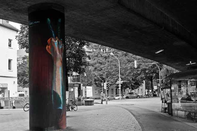 CASE, Streetart in München, Urbanart, Munich Graffiti, Urbanism, Urbanstyle