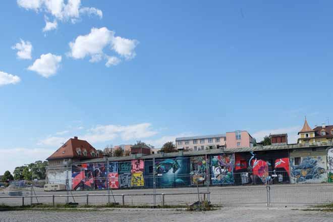 Streetart in München, Urbanart, Munich, Urbanism