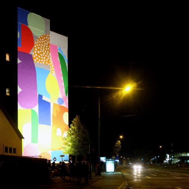 Museumsnacht, Köln, 16. Museumsnacht, Museum, Nacht, Museumsnacht 2015, Hense, Streetart, City Leaks, 2015, streetartcologne, Minza will Sommer, Köln-Mülheim