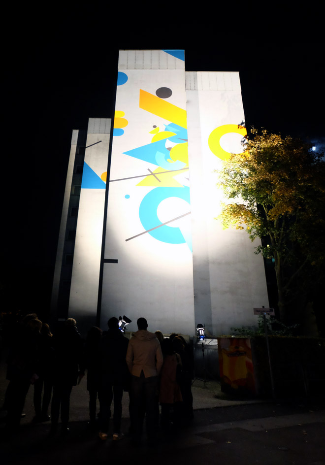 Museumsnacht, Köln, 16. Museumsnacht, Museum, Nacht, Museumsnacht 2015, Chu, Streetart, City Leaks, 2015, streetartcologne, Minza will Sommer, Köln-Mülheim