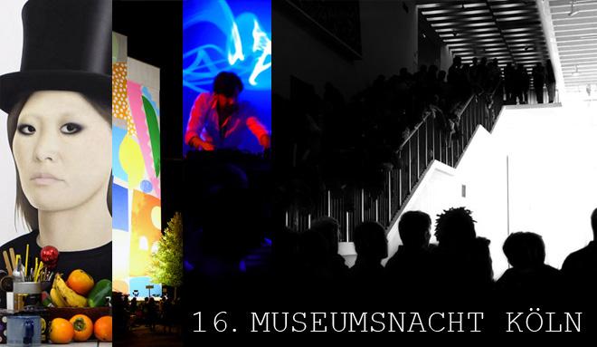 Museumsnacht, Köln, 16. Museumsnacht, Museum, Nacht, Museumsnacht 2015