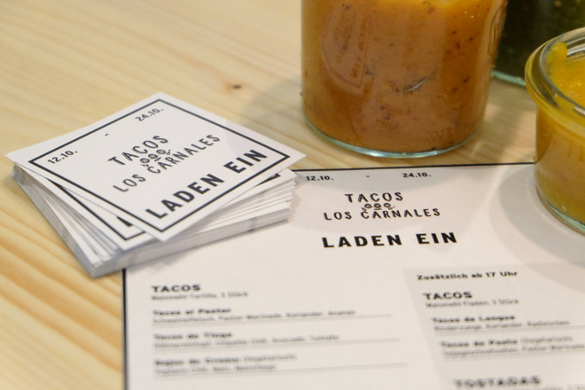 Laden ein, Gastrosharing, Restaurant in Köln, Streetfood
