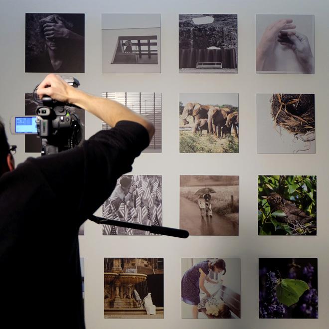 Schutz, Ausstellung, Fotoausstellung zum Thema Schutz, Fotografie