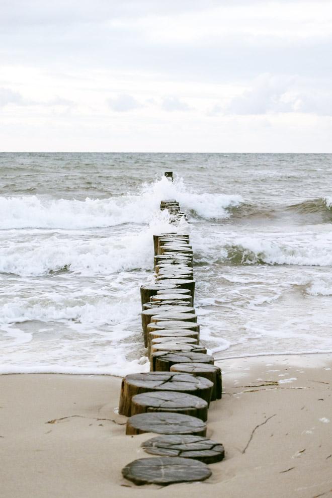 Kühlungsborn, Ostsee, Reisen in Deutschland, Urlaub in Deutschland, Tag am Meer, Mecklenburg-Vorpommern, Bäderarchitektur, Minza will Sommer
