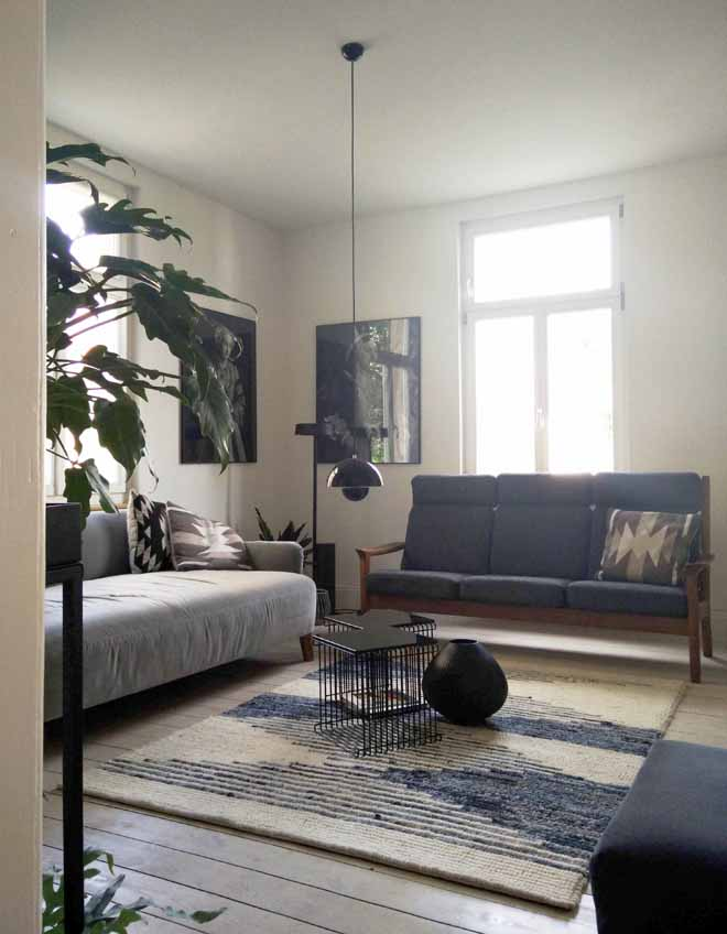 Instadttreffen, Instatreffen, Bloggertreffen, Weimar, Bauhaus, Bauhausspaziergang, Bauhauswalk, Uni Weimar, Haus Hohe Pappel, Haus Horn, Hygge, Interiordesign, Styling, Interiorstyling,Design Apartments Weimar, hier war Goethe nie, Reisen in Deutschland, Botanical, Cosy Corner, Bedroomdecor, Tabletopstyling