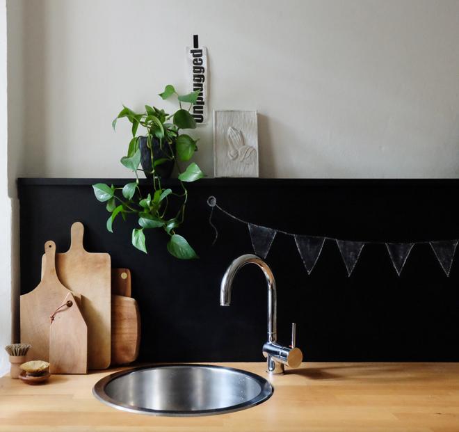 Die reversible Küchenrückwand | Lösung für hässliche ...