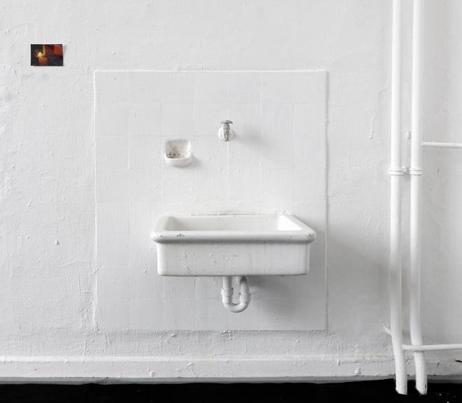 Kunstakademie Düsseldorf Rundgang 2018, Kunst Abschlussarbeiten, Akademie, Kultur, Kunst am Waschbecken