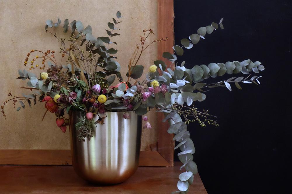 12von12, blumen eukalyptus