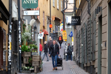 stockholm christoffers blommer