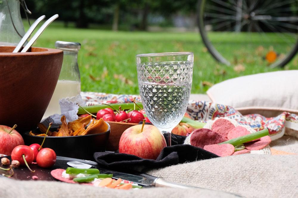 ZeroWaste Picknick, Picknick ohne Müll