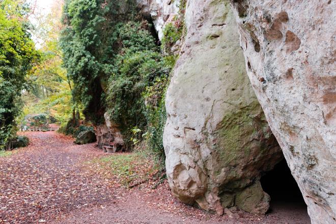 Eifel, Ausflugsziele von Köln aus, Höhle, Wasserfall, Kakushöhle, Dreimühlen