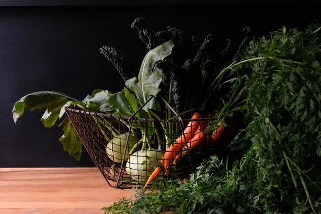 Lebensmittelverschwendung, Rezept aus Gemüseabfällen