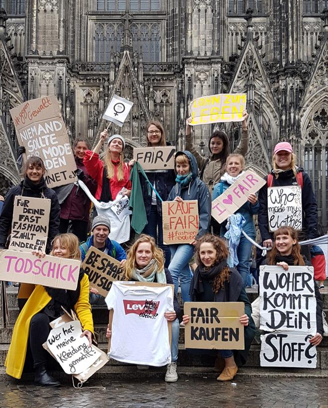 nachhaltiger Kleiderschrank, Mode und Umweltschutz, nachhaltige Mode, Umstellung auf nachhaltig, Fashion Revolution, Modeaktivismus