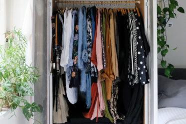 nachhaltiger Kleiderschrank, Mode und Umweltschutz, nachhaltige Mode, Umstellung auf nachhaltig