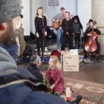 Tauschevent, Tauschparty mit Livemusik in der Kirche