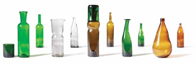 SAMESAME, Passagen 2015, Interior Design Week, Design, Köln, Cologne, Minza will Sommer, Passagen, Glaskunst, Upcycling, Nachhaltigkeit, Ressourcenschonung, Flasche, Glasdesign, Green Design, Eco Design, Laura Jungmann, Designerin